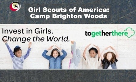 Girl Scouts of America @ Camp Brighton Woods